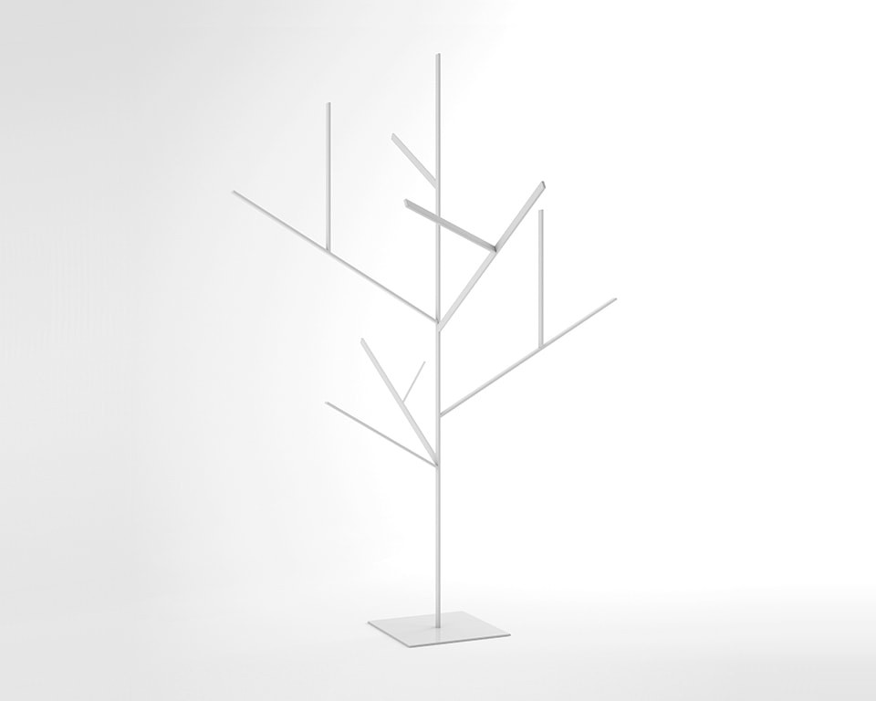 Blau Outdoor Tree Lamp