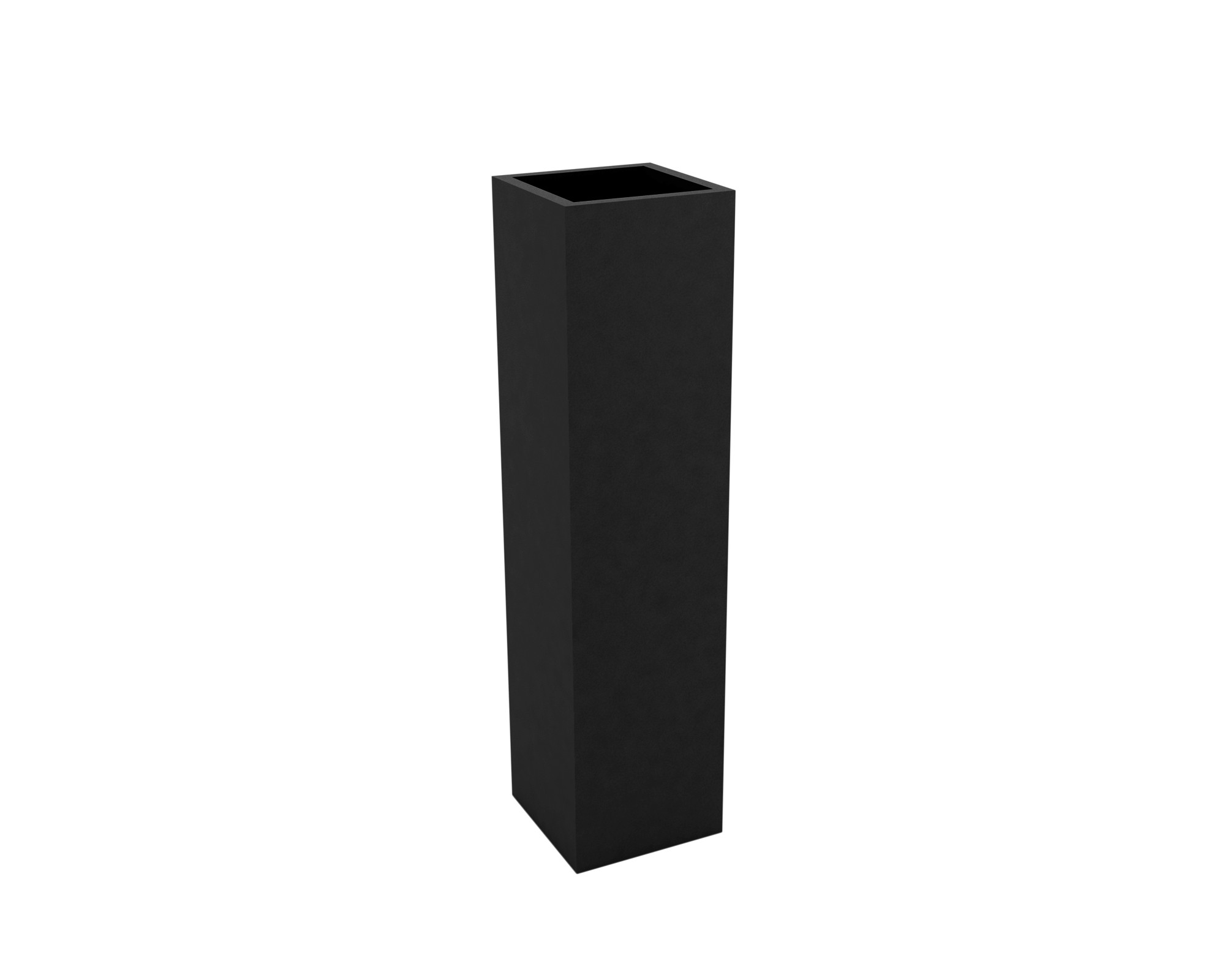 Square Tower Pot