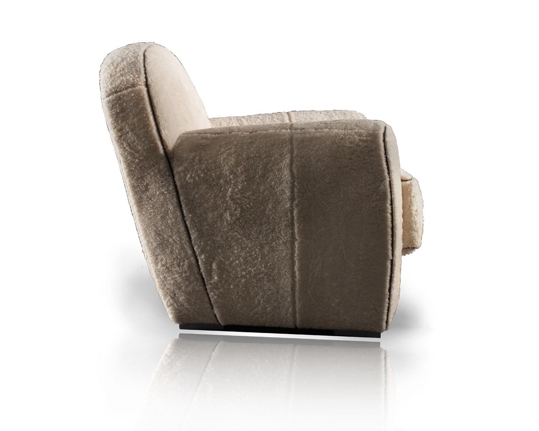Amburgo Special Edition Mouton Armchair