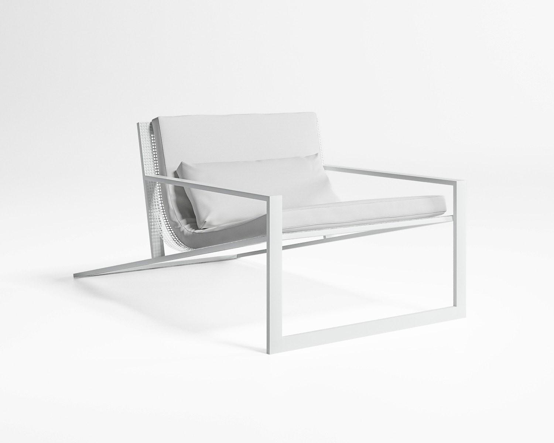 Blau Singular Lounge Chair