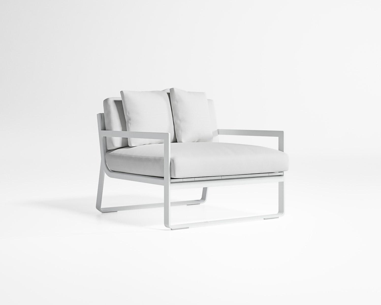 Flat Lounge Chair