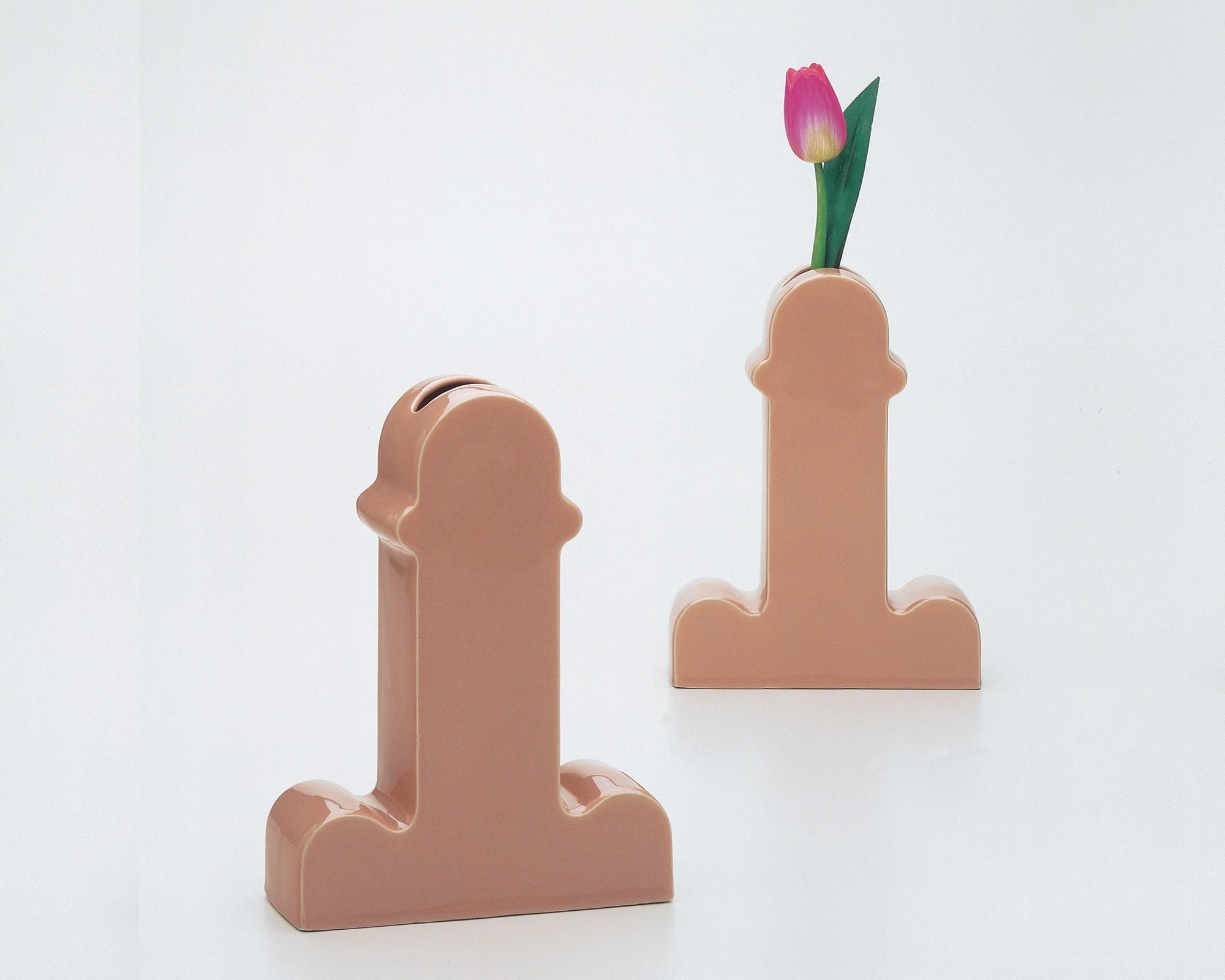 Flower Vase for Ettore Sottsass Shiva Vase  587fsj