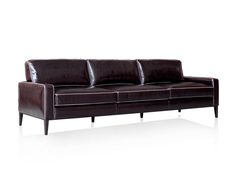 Godard with Armrest Sofa
