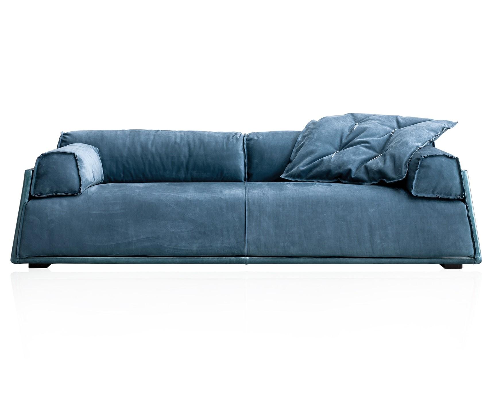 Hard&Soft Slim Sofa