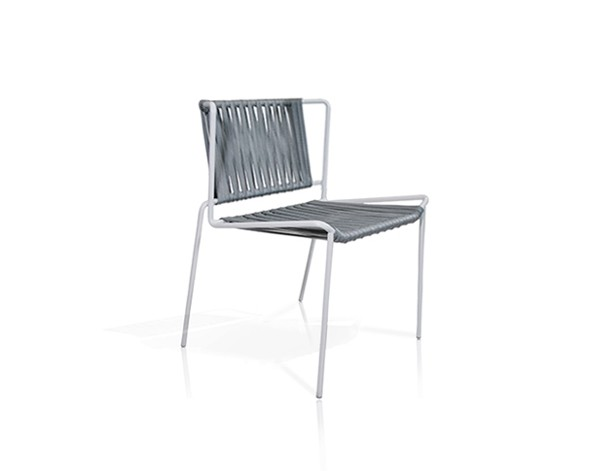 Out_Line Hand-woven Dining Chair