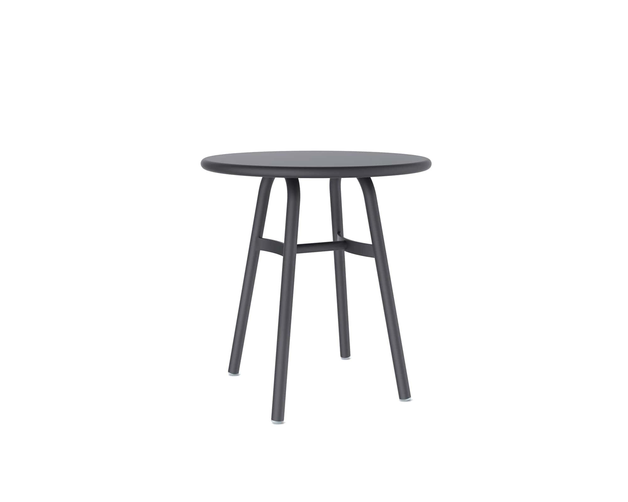 Ming Aluminium Café Table