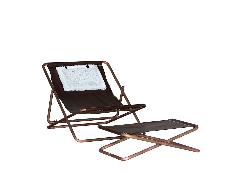 Rimini Deck Chair