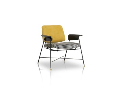 Bauhaus Special Edition Printed Little Armchair