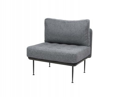 Utility Sofa One Side
