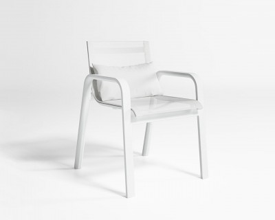 Stack Dining Armchair