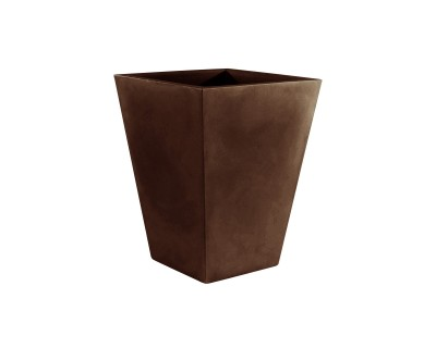 High Square Cone Pot