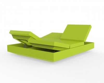 Vela 4 Reclining Backrest Daybed