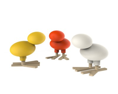 Happy Bird Stool (Large)