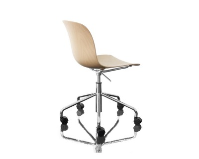 Troy Swivel Chair on 5 Wheels