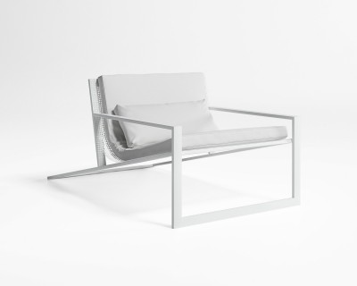 Blau Singular Lounge Chair