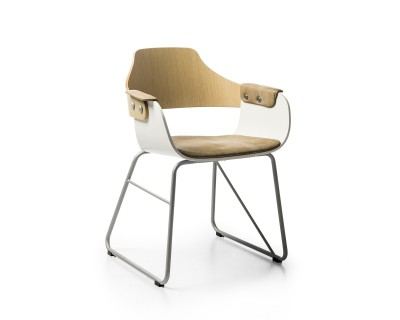 Showtime Chair - Sled Base