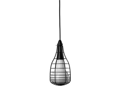 Cage Mic Suspension Lamp