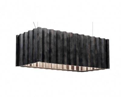 Container Suspension Lamp