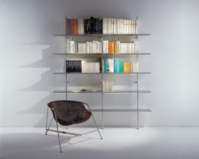 Hypóstila Shelves