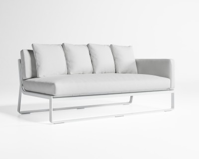 Flat Sectional Sofa 1