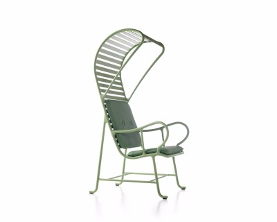 Gardenias Armchair With Pergola Outdoor