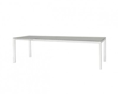 Outdoor Rectangular Extending Dining Table