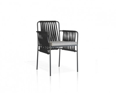 Nido Hand-woven Dining Armchair