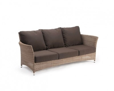 Sudan Three Seater Sofa