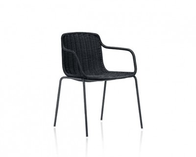 Lapala Hand-woven Dining Armchair