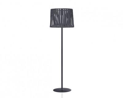 Oh Hand-woven Floor Lamp