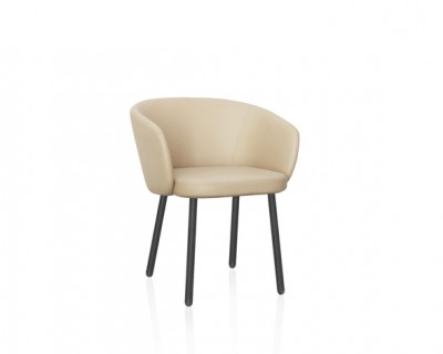 Huma Upholstered Dining Armchair