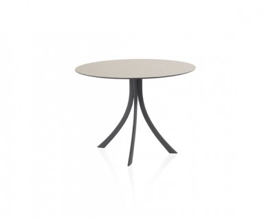 Falcata Round or Elliptical Dining Table