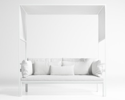 Jian Hooded Sofa