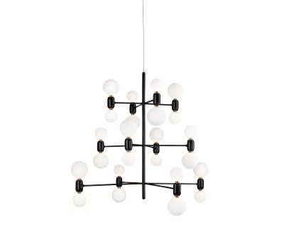Aballs Chandelier 12 Suspension Lamp