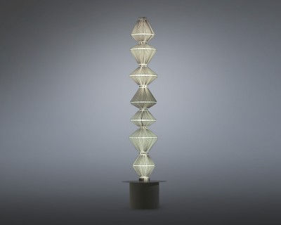 Oïphorique P GR Floor Lamp