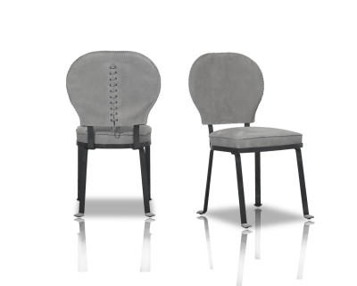 Limetta Avec Guêpière Dining Chair