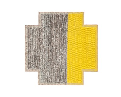 Mangas Space Plait Square Rug