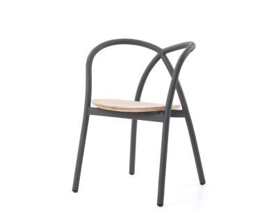Ming Aluminium Chair II