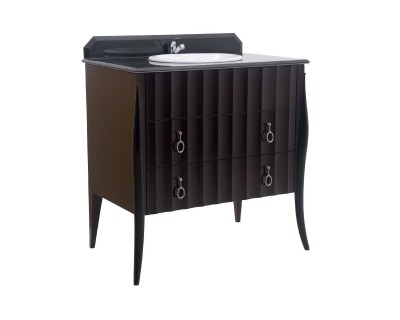 Nicola Vanity with 3 Drawers