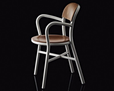 Pipe Dining Chair