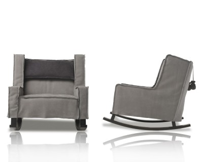 Rocking Housse Armchair