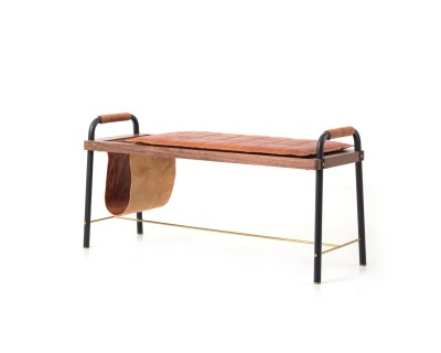 Valet Seated Bench