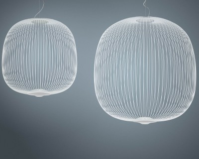 Spokes Large Suspension Lamp