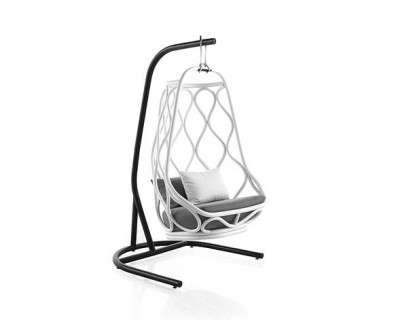 Nautica Swing Chair with Base