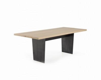 Slats Rectangular Dining Table