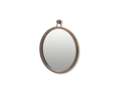 Utility Round Mirror Large