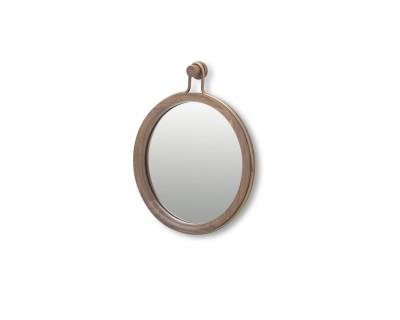 Utility Round Mirror Small