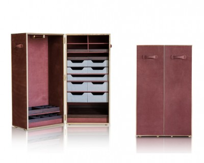 Vendome Trunk Dresser