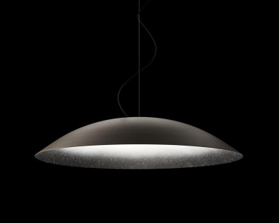 White Noise Suspension Lamp